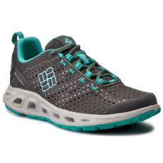 Columbia Bakancs COLUMBIA - Drainmaker III BL3954 Quarry/Candy Mint 052