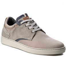 Wrangler Félcipő WRANGLER - Owen City WF09220NS Grey 55