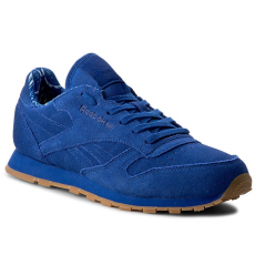 Reebok Cipők Reebok - Cl Leather Tdc BD5052 Collegiate Royal/White