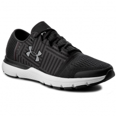 Under Armour Cipők UNDER ARMOUR - Ua Speedform Gemini 3 1285652-005 Blk.Glg/Blk