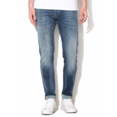 Jack Jones Jack&Jones Glennn Original Kék Férfi Slim Fit Farmernadrág, W34-L32 (12109970-BLUE-DENIM-W34-L32)
