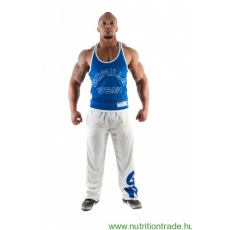 Gorilla Wear LOGO STRINGER TANK TOP királykék XL Gorilla Wear