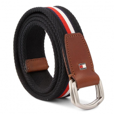 Tommy Hilfiger Férfi öv TOMMY HILFIGER - Corporate Webbing Belt 3.5 AM0AM02219 90 901