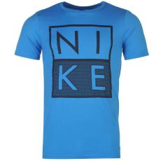 Nike Box JDI QTT férfi póló kék XL