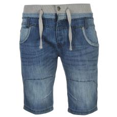 No Fear Double Waist férfi rövidnadrág világoskék XL