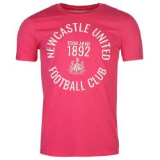NUFC Newcastle United Toon Army férfi póló pink M