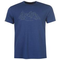 Karrimor Organic férfi póló kék M
