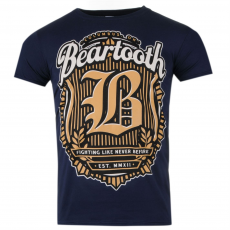 Official Beartooth férfi póló tengerészkék L