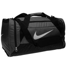 Nike Brasilia Medium sporttáska szürke