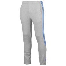 Adidas 3 Stripe férfi melegítő alsó szürke S