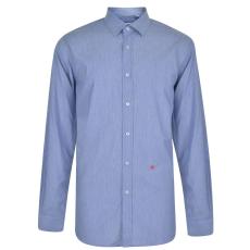 Moschino Férfi hosszú ujjú ing kék XL