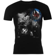 Official The Who férfi póló fekete M