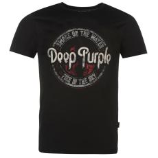 Official Deep Purple férfi póló fekete XL