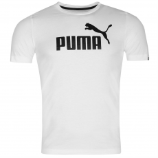 Puma No 1 Logo férfi póló fekete M