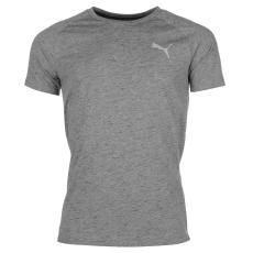 Puma Evo Stripe Sn81 férfi póló szürke L
