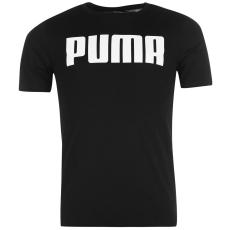 Puma Rebel Logo férfi póló fekete XXL