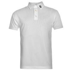 Footjoy Solid férfi galléros póló fehér M