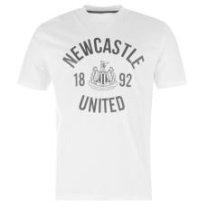 NUFC Crew férfi póló fehér L