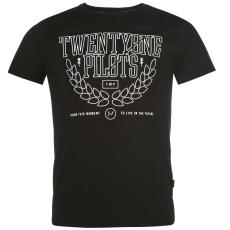 Official Twenty One Pilots férfi póló fekete XS