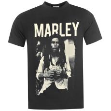 Official Bob Marley férfi póló fekete S