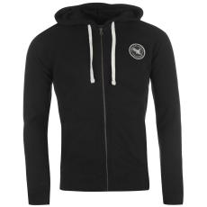 SoulCal Signature férfi kapucnis cipzáras pulóver fekete M