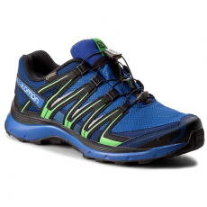 Salomon Cipők SALOMON - Xa Lite Gtx 393314 27 V0 Nautical Blue/Blue Depths/Classic Green