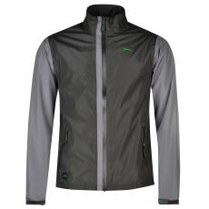 Slazenger Férfi vízálló golf dzseki sötétszürke 3XL