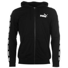 Puma Rebel FZ férfi kapucnis pulóver fekete L