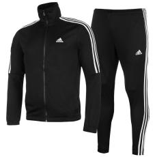 Adidas Tiro Poly Suit férfi melegítő szett fekete XL
