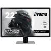 Iiyama Monitor Iiyama G-Master Black Hawk GE2288HS 22inch 1ms FreeSync