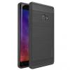 IPAKY Xiaomi Mi Note 2 Ipaky Slim TPU szilikon tok sötétszürke
