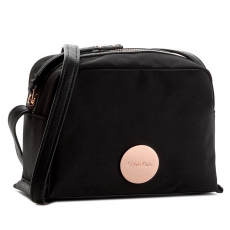 Calvin Klein Black Label Táska CALVIN KLEIN BLACK LABEL - Ed1th Small Crossbody K60K602703 001