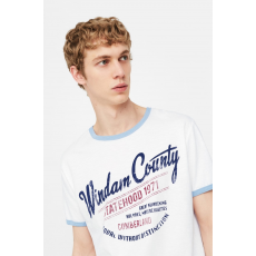 Mango Man T-shirt Windam