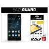 Eazyguard Huawei P9 gyémántüveg képernyővédő fólia - Diamond Glass 2.5D Fullcover - fekete