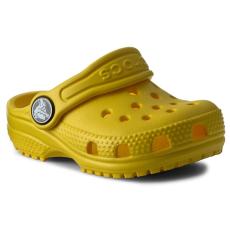 CROCS Papucs CROCS - Classic Clog K 204536 Lemon
