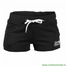 Gorilla Wear Női NEW JERSEY SWEAT SHORT fekete S Gorilla Wear