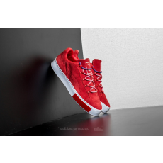 Puma x Daily Paper Court Platfrom S High Risk Red