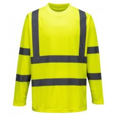Portwest S178 Hi-Vis hosszú ujjú póló