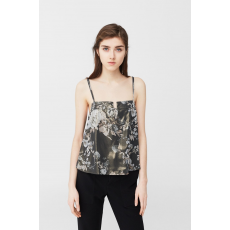 Mango Top Lurex