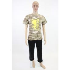 Pitbull terepszínű férfi póló