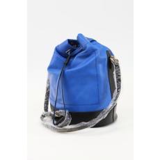 Tengerészzsák jellegű kék táska