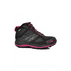 North Face W LITEWAVE MID GTX PG/RP PHANTOM GREY/RADIANCE PURPLE