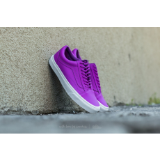 Vans Old Skool (Neon Leather) Neon Purple