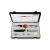 Beta 1827/K Gázzal működő forrasztópáka 7 tartozékkal PUR-habszivaccsal bélelt kofferban
