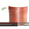 6526 2x0,75mm2 transparent kábel -réz