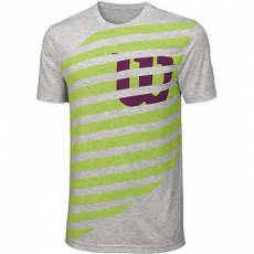 Wilson M bélelt TECH TEE W Heather GR L