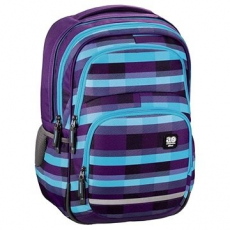 Hama All Out Blaby Summer Check Purple
