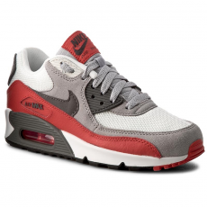 Nike Cipők NIKE - Air Max 90 (GS) 7054990 03 Wlf Gry/Gry Chillng/Rd Smmt