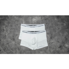 Calvin Klein Trunks 2 Pack White