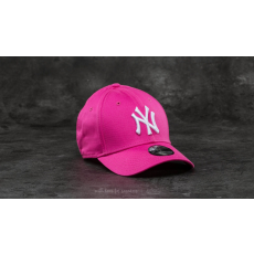 New Era Youth 9Forty Adjustable MLB League New York Yankees Cap Pink/ White